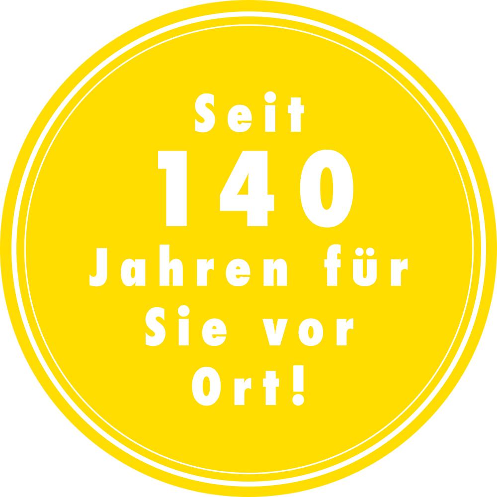 140 Jahre Bäckerei Lutzenberger